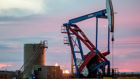 - Det er lite olje i verden i forhold til etterspørselen, sier analysesjef Per Magnus Nysveen i Rystad Energy. Foto: