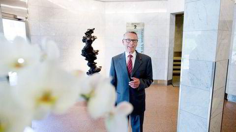Investor Erik Must hadde et godt år i flere selskaper der han har vært hovedeier i over 30 år, og savner flere langsiktige eiere. Foto: