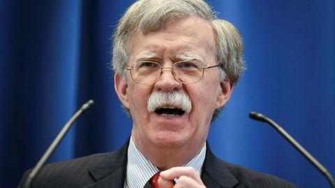 USAs sikkerhetsrådgiver John Bolton går hardt ut mot stater, selskaper, dommere og andre involverte i en eventuell etterforskning av amerikanske soldaters innsats i Afghanistan gjennom Den internasjonale straffedomstolen (ICC), ifølge New York Times mandag.