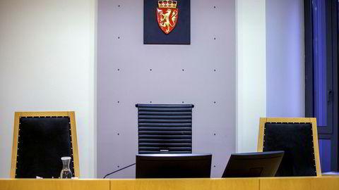 Dommen falt i Oslo tingrett mandag ettermiddag. Foto: Javad Parsa