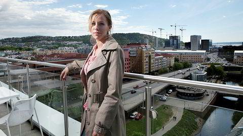Mie Skard ledet Rok. Torsdag ble selskapet slått konkurs.