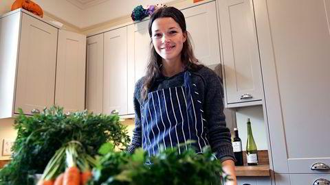 Hanna Sørheim lader opp til den avsluttende eksamen ved Le Cordon Bleu med restaurantbesøk. Foto: Ole Alexander Saue/Hanna Sørheim