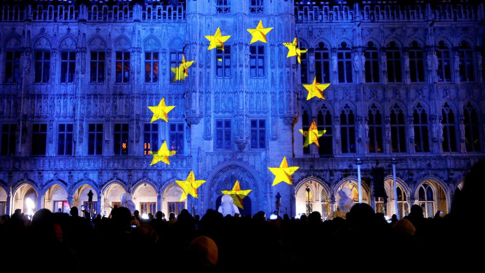Spørsmålet om norsk EU-medlemskap er blitt tabubelagt. Det snakkes ikke lenger om det, heller ikke blant våre ledende politikere. 