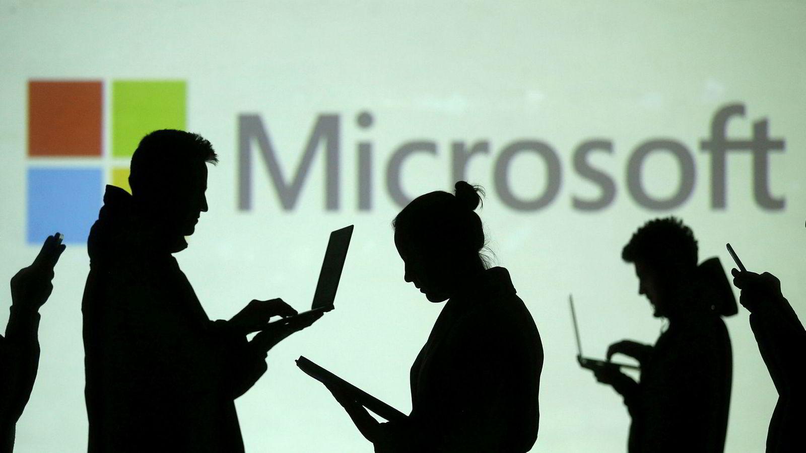 Microsoft har avdekket massive dataangrep som knyttes til iranske hackere.