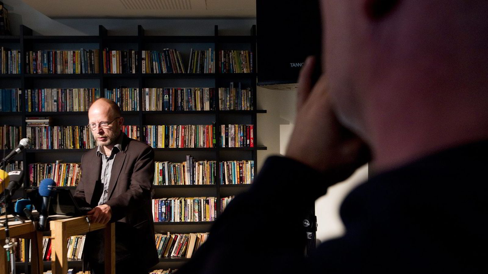 Tidligere nyhetsredaktør Geir Selvik Malthe-Sørenssen ble tatt inn i Team Tromsdal som utreder og hevet et honorar for 274 timer av Oslo tingrett. Nå er han siktet for korrupsjon, noe han selv nekter straffskyld for.  Foto: Terje Bendiksby,