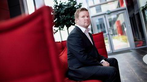 Advokat Arild Haaland bistår mannen som spilte bort pokergevinsten. Foto: Tomas Alf Larsen