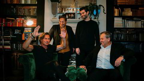 Petter Stordalen, sammen med Strawberry Publishings Sarah Natasha Melbye og Jonas Forsang, gir «litt gass» og kjøper Arve Juritzens forlag.