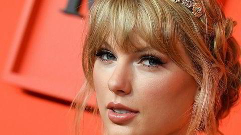 Taylor Swift har tjent rundt 1,5 milliarder kroner siste 12 måneder.