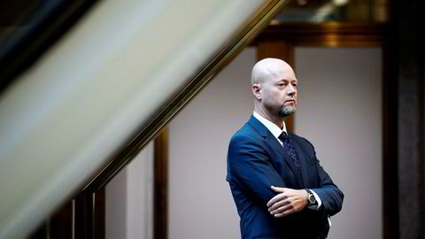 Yngve Slyngstad, sjefen for Oljefondet, kvitter seg med eksterne forvaltere.