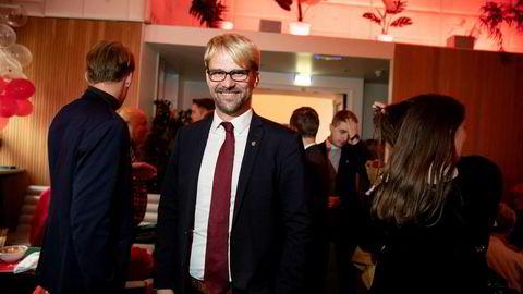 Byrådsleder Roger Valhammer får en tøff jobb med sy sammen et flertallsbyråd i Bergen.