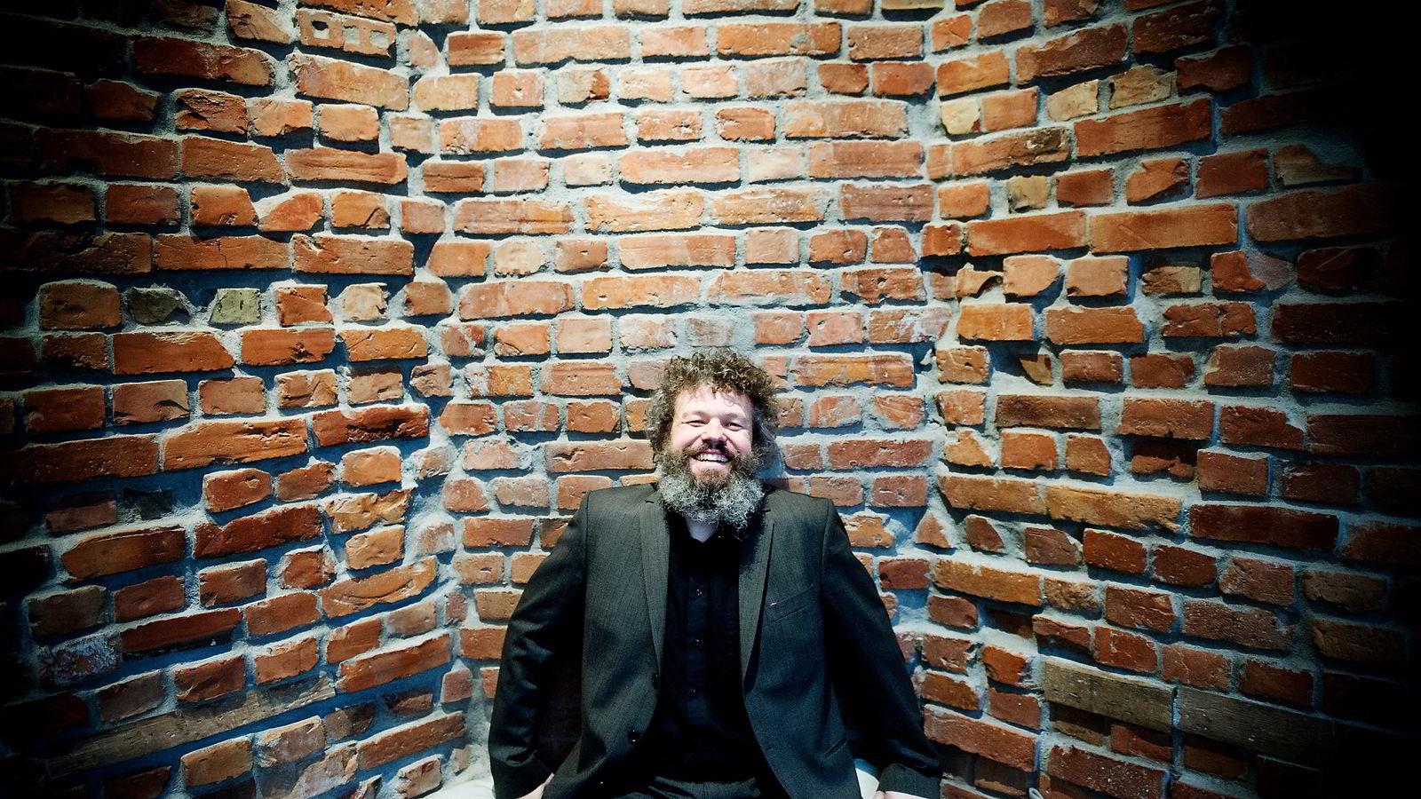 Torgeir Waterhouse, internettdirektør i IKT-Norge. Foto: Hampus Lundgren