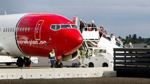 Til tross for noen svært turbulente uker for Norwegian-aksjen, er ikke Nordnet-kundene skremt fra å ta plass i Norwegian-aksjen.