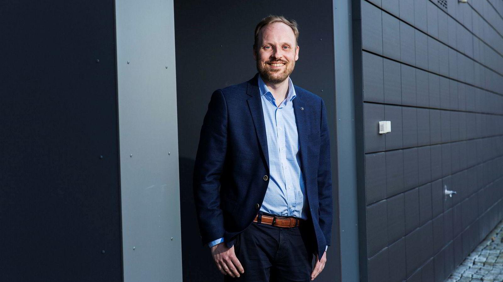 Professor ved Universitetet i Agder, Ole-Christoffer Granmo, eier aksjer for rundt 50 millioner kroner i hans baby Anzyz Technologies.