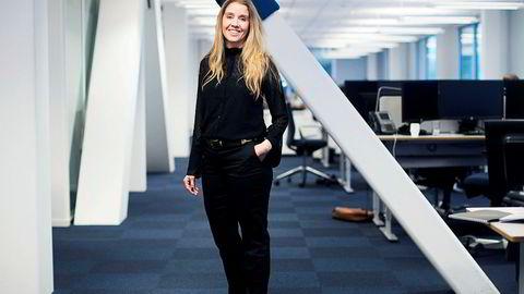 Porteføljeforvalter Anette Hjertø i DNB Asset Management mener aksjer fortsatt er en god investering.