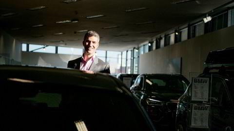 Konsernsjef Jacob Tveraabak utvider porteføljen i Miklagruppen, tidligere Bavaria, med Toyota i Sverige.