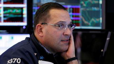 De siste ukene har investorer over hele verden blitt vitne til at verdier for flere tusen milliarder dollar har gått opp i røy på børsene.