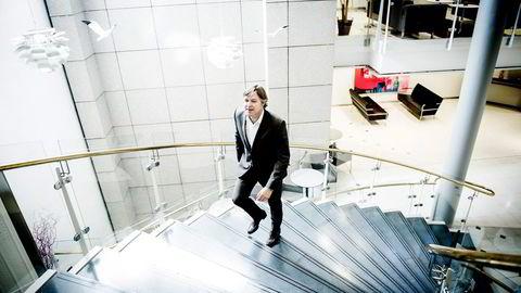 Opera-sjef Lars Boilesen. Foto: Gorm K. Gaare