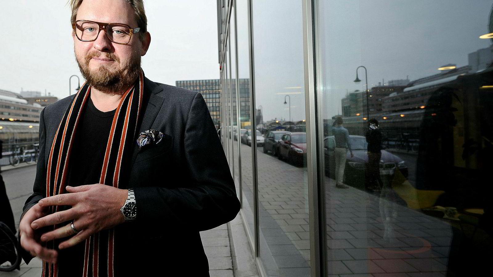 Tidligere Aftonbladet-kommentator Fredrik Virtanen sluttet i avisen i fjor.