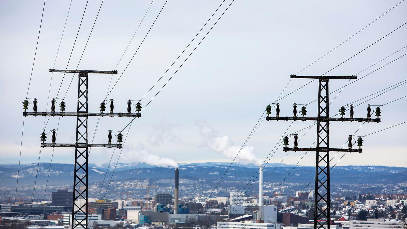 De siste månedene har gjennomsnittsprisen på strøm økt til over 50 øre per kilowattime.