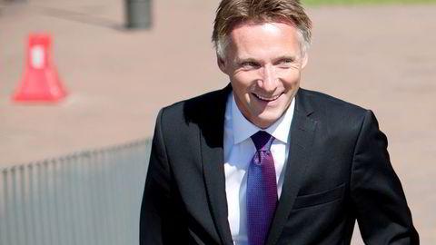SELGER. Investor Alfred Ydstebø. Foto: