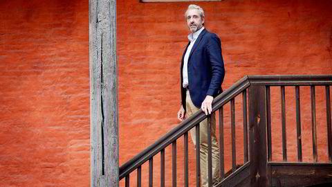 Bedriftsforbundets Olaf Thommessen kaller Høyres forslag «håpløs symbolpolitikk». Foto: Elin Høyland