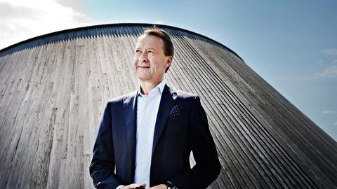 Investor Bjørn Rune Gjelsten vil ta interiørkjeden Kid på børs etter solid vekst.                    Foto: Robert McPherson