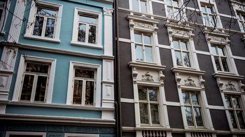 De fem siste årene har prisene på bolig i hovedstaden steget med 43,3 prosent, ifølge tall for Eiendom Norge. Illustrasjonsbilde. Foto: Fartein Rudjord