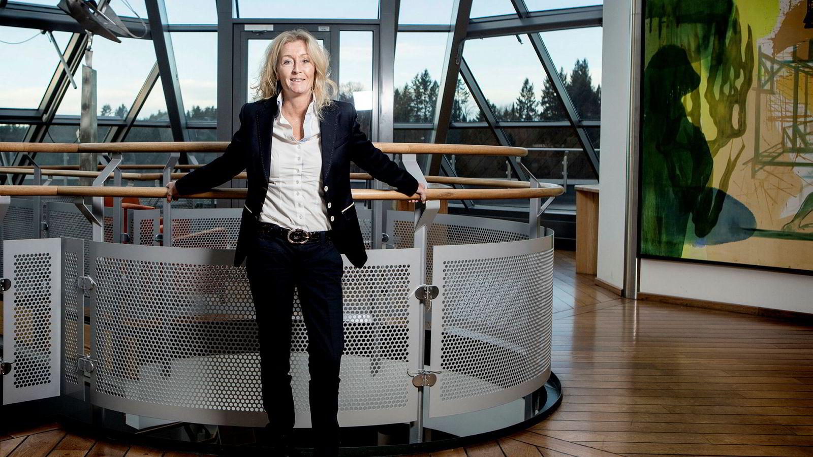 Administrerende direktør Grethe Wittenberg Meier i Privatmegleren tror ikke boligprisfallet er helt over. Men neste år vil det snu, mener hun.