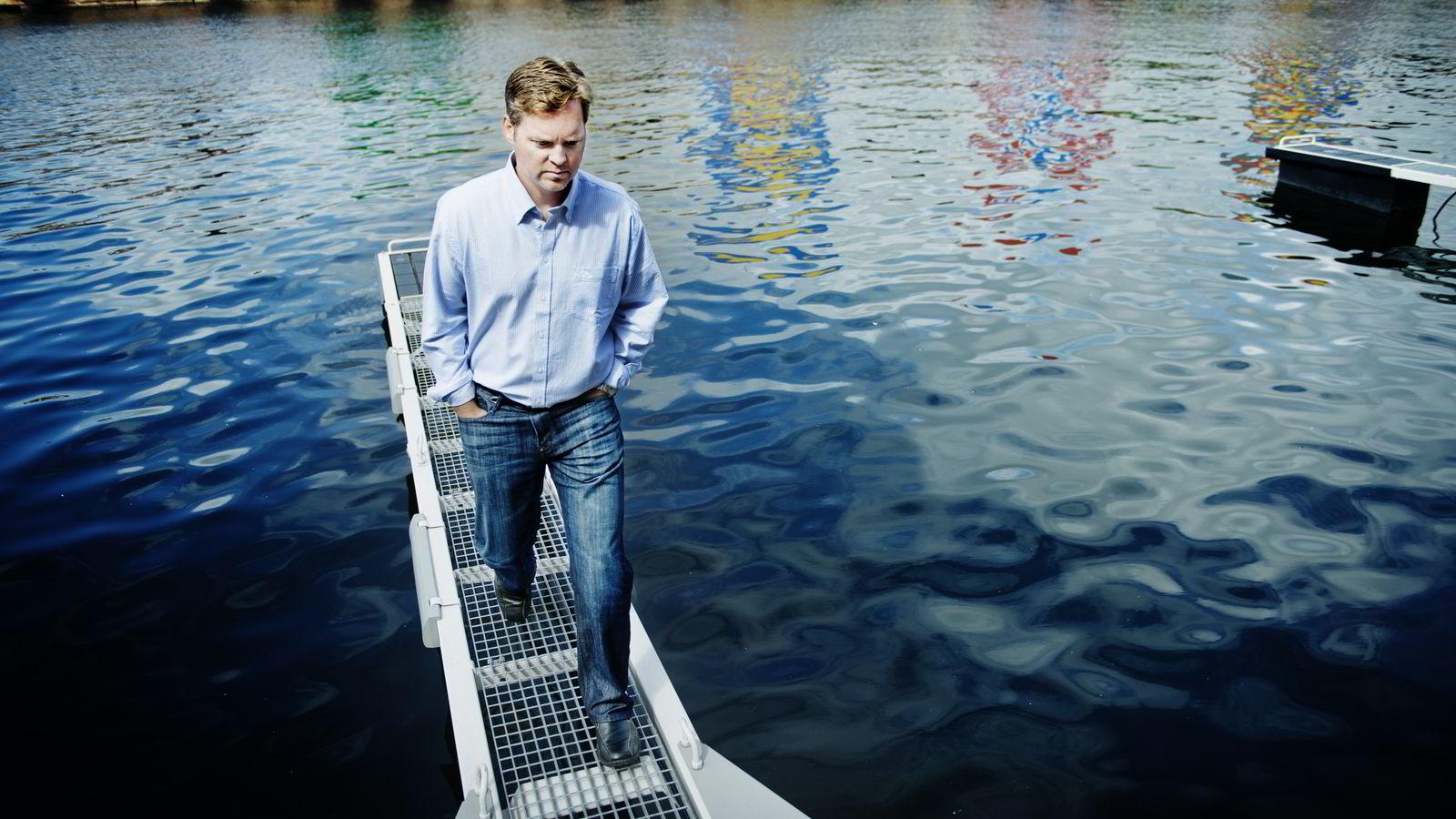 Dag Kittlaus, gründer og administrerende direktør i Viv. Foto: Hampus Lundgren
