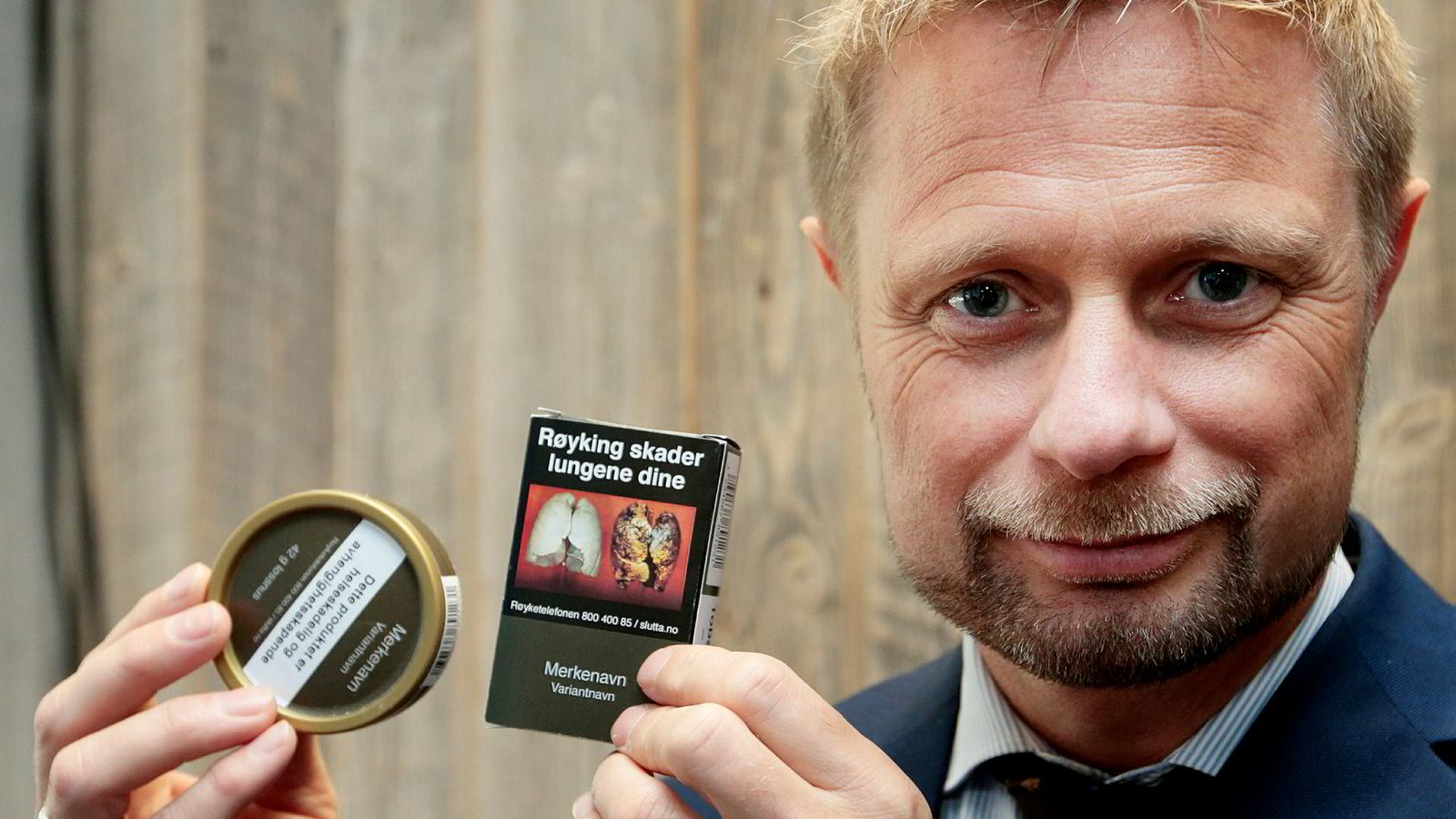 Helseminister Bent Høies (H) grønne snusbolser er mer populære enn noensinne.