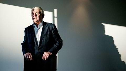 Investor Egil Stenshagen er blant flere som har gått på store papirtap etter de siste ukenes fall i aksjemarkedet.