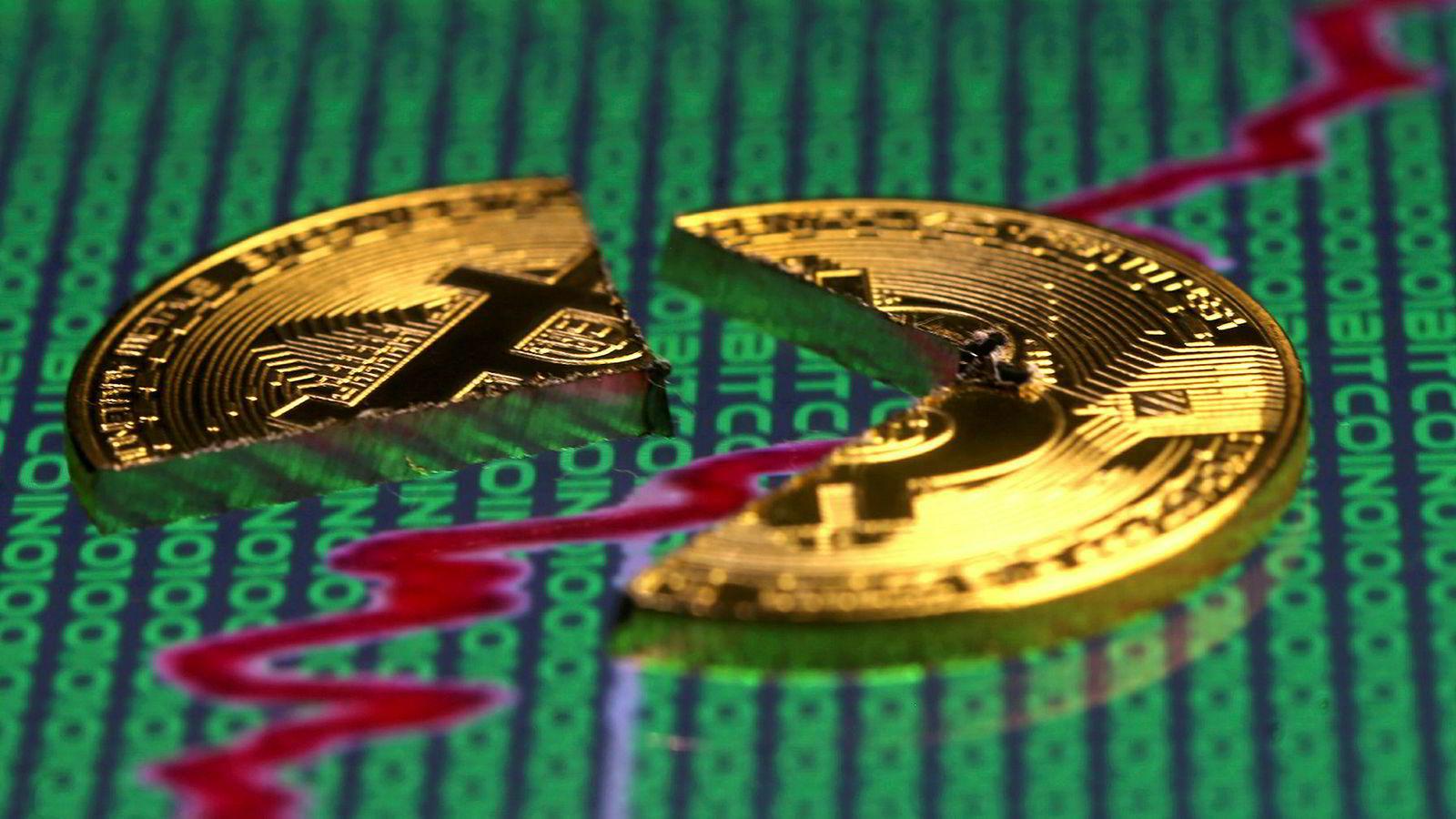 Goldman Sachs tror verdien av bitcoin aldri kommer tilbake til gamle høyder.