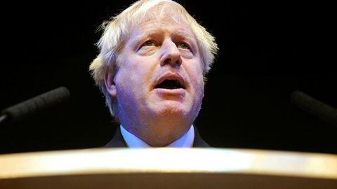 Boris Johnson er blant favorittene til å bli ny partileder i Det konservative partiet og ny britisk statsminister.