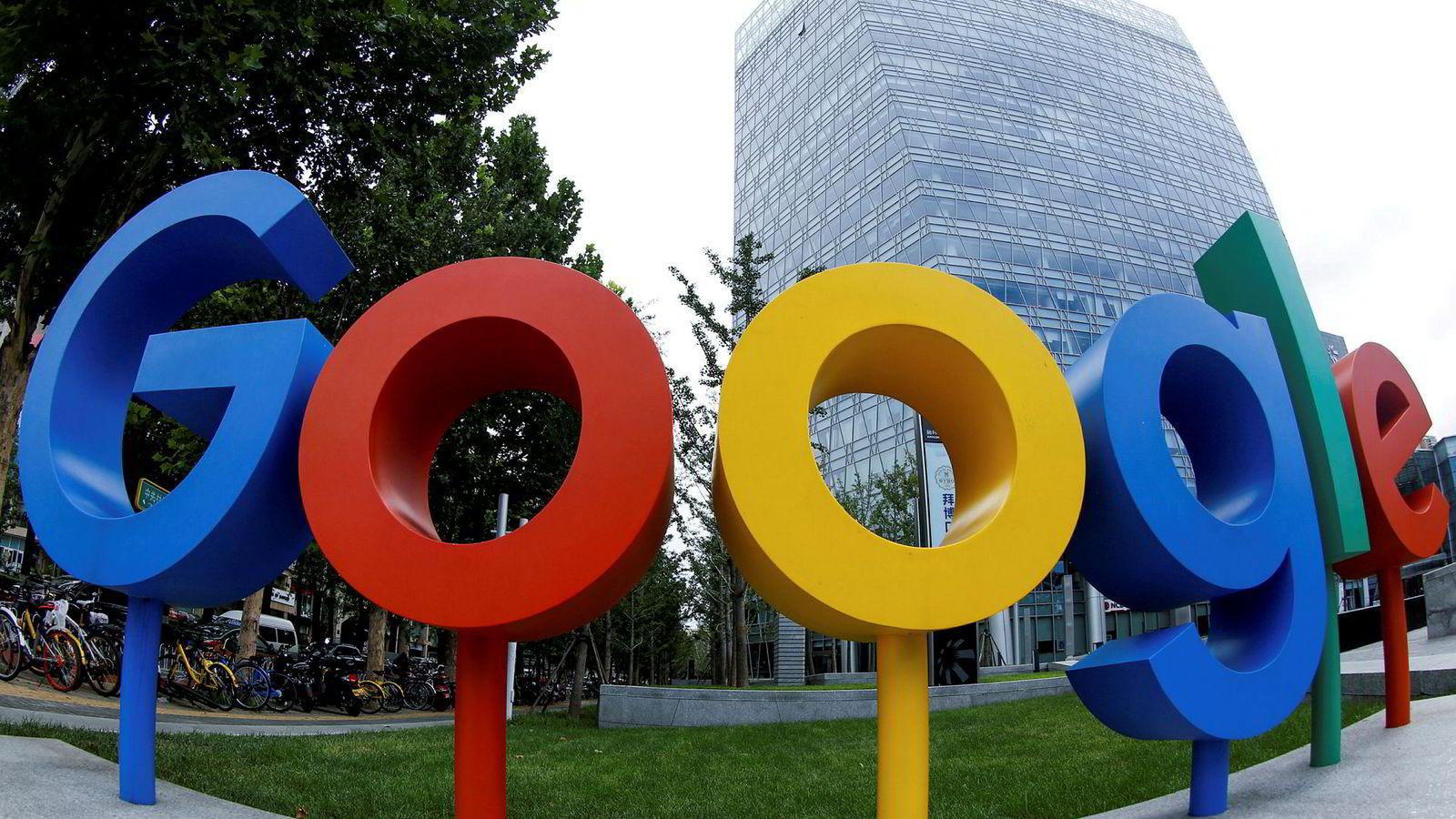 Google får refs av Forbrukerrådet.