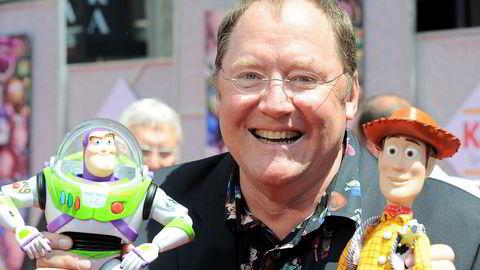 John Lasseter er ferdig i Disney etter anklager om upassende oppørsel mot kvinner. Foto: Katy Winn/AP/NTB Sanpix
