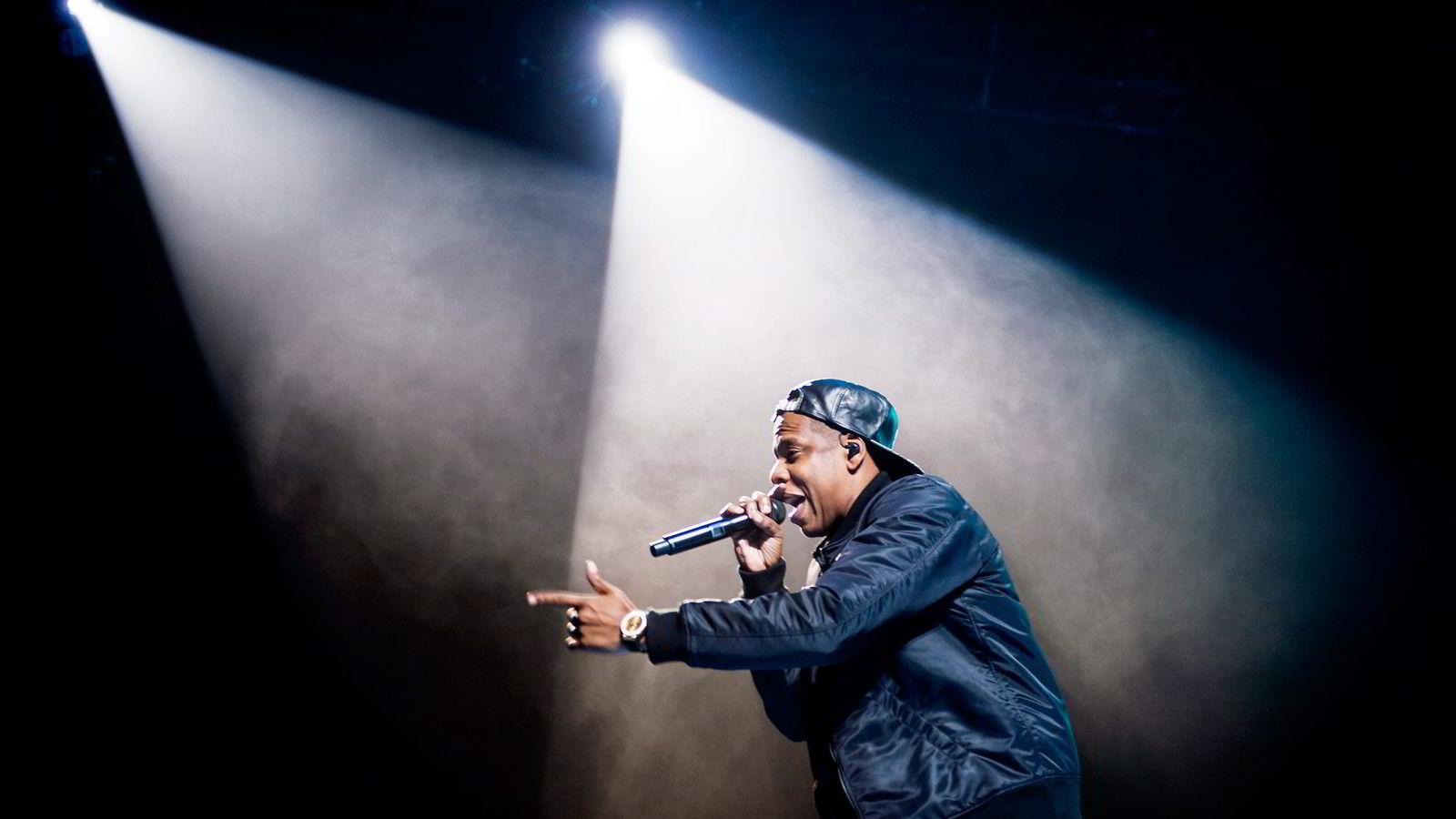Jay Z er misfornøyd med innholdet i strømmetjenesten han kjøpte og relanserte som Tidal. Foto: Helge Mikalsen/VG/NTB Scanpix