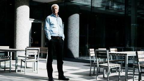 – Forpliktelsene overstiger det vi har på bok, sjeføkonom Øystein Dørum i NHO.