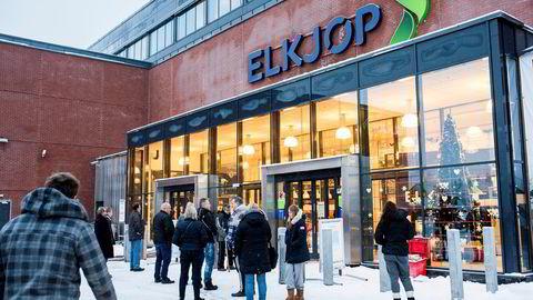 Elkjøp Norge omsatte i regnskapsåret 2017 for 8,3 milliarder kroner.