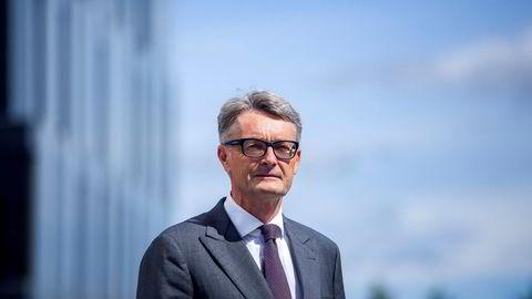 – Vi legger ingen begrensninger i den fasen vi er i nå. Vi utelukker ingen ledd i verdikjeden, sier Aker-sjef Øyvind Eriksen.