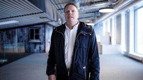 Ice-sjefen Eivind Helgaker kjøpte mest i den første frekvensauksjonen for 5G-nettet.