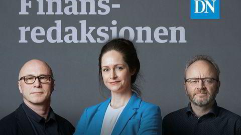 «Finansredaksjonen» er en podkast-serie med Terje Erikstad, Janne Johannessen og Thor Christian Jensen.