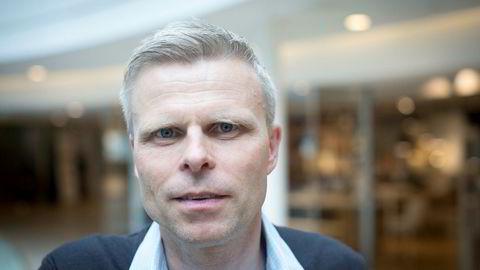Bjørn Erik Sættem i Nordnet.