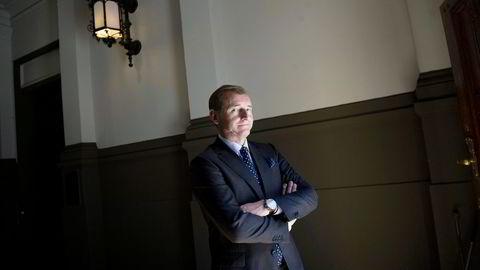 Carl O. Geving, administrerende direktør i Norges Eiendomsmeglerforbund. Foto: Elin Høyland