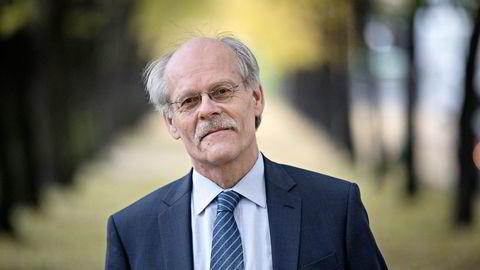 Stefan Ingves, sentralbanksjef i Sverige, mener mer solide banker er det enkle svaret på hva som skal til for å slippe flere statlige redningsaksjoner av banker. Foto: Aleksander Nordahl