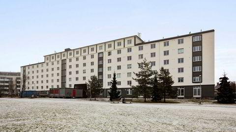 En 17 kvadratmeter stor ettromsleilighet her, i Stavangergata 46a på Bjølsen i Oslo, gikk nettopp for 2,66 millioner kroner inkludert fellesgjeld.