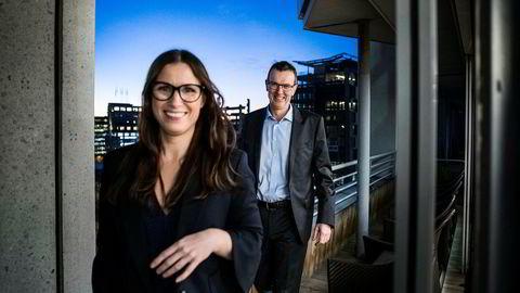 Trine Charlotte Høgås-Ellingsen tar over som sjef i Pareto-gruppen etter eneeier Svein Støle og blir hans «høyre hånd». De åpner for flere oppkjøp i Norge og utlandet.