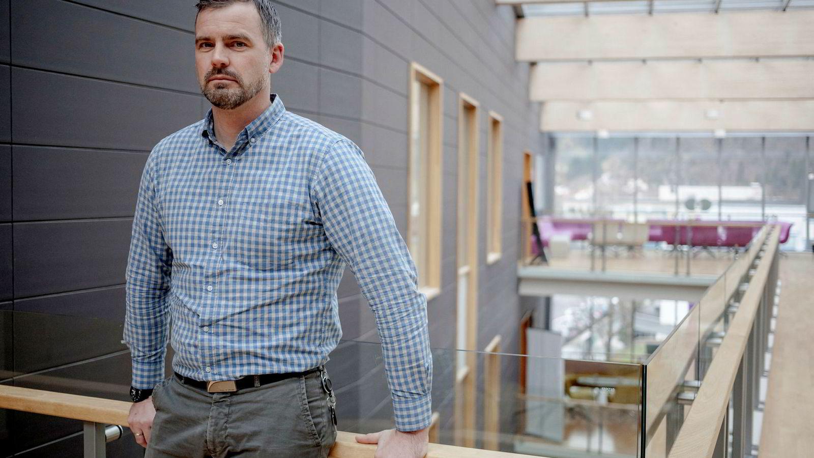 Henrik Nordal, avdelingsdirektør i Lotteritilsynet, mener affiliate-nettsider innen pengespill bryter med norsk lov.