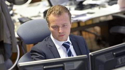 Analytiker Tore A. Tønseth i Sparebank 1 Markets. Foto: Lasse Lerdahl