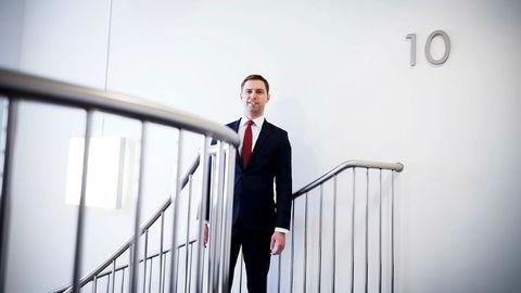 Alexander Larstedt Lager er porteføljeforvalter i Arctic Fund Management.