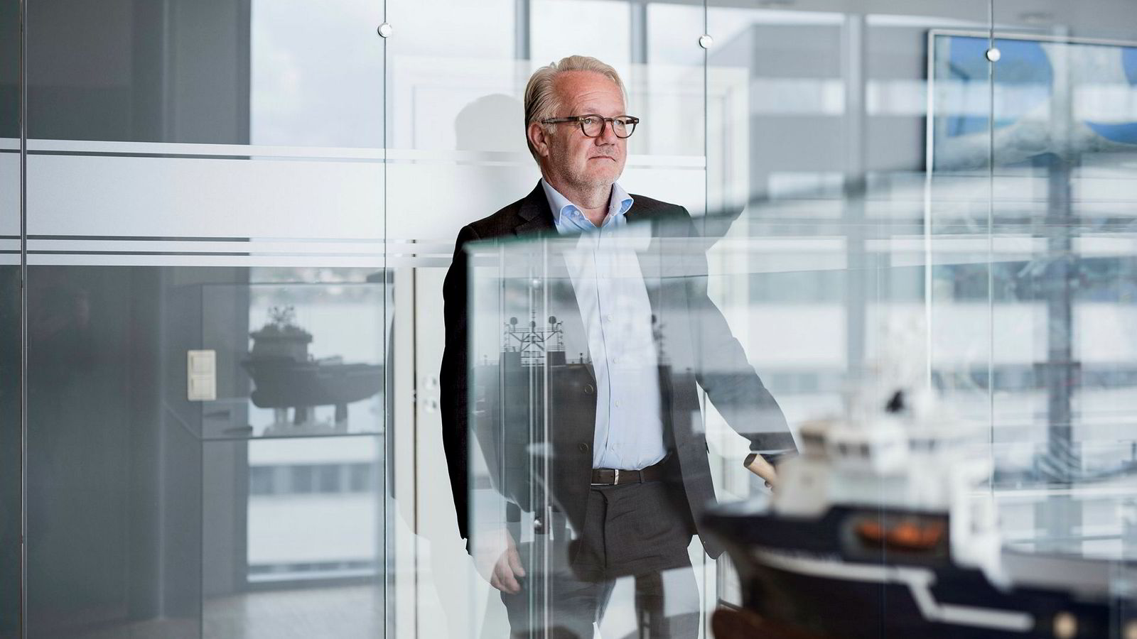 Seniorpartner Gunnar Halvorsen i Hitecvision har vært ansvarlig for oppkjøpsfondets kjøp av 25 prosent av gassrørsystemet Gassled.